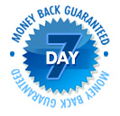7 Day Money Back Guarantee on 4Guard VPN Services