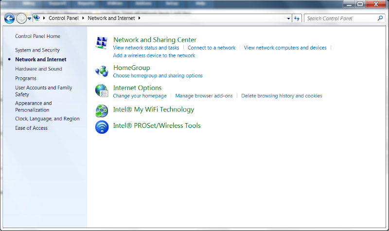 Windows 7 Basic VPN Wizard